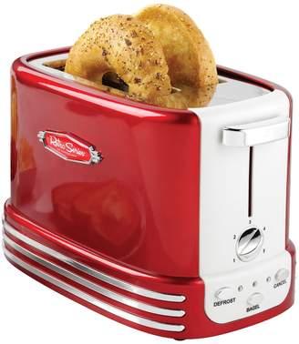 Nostalgia Electrics Retro Series 2-Slice Thick or Thin Toaster