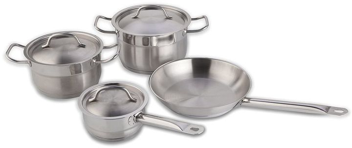 Berghoff Hotel Line 7-pc. Stainless Steel Cookware Set