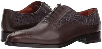 Etro Tweed Medallion Oxford Men's Shoes