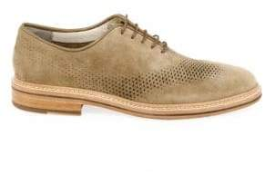 Cole Haan Washington Grand Suede Oxfords
