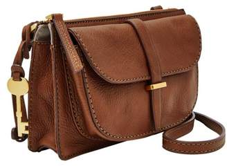 Fossil Ryder Small Crossbody Handbag Brown