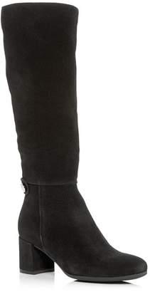 La Canadienne Women's Jenna Waterproof Block-Heel Boots