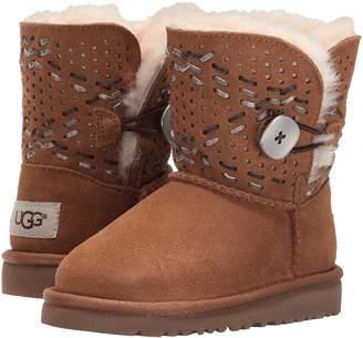 UGG Bailey Button Tehuano Girls Shoes