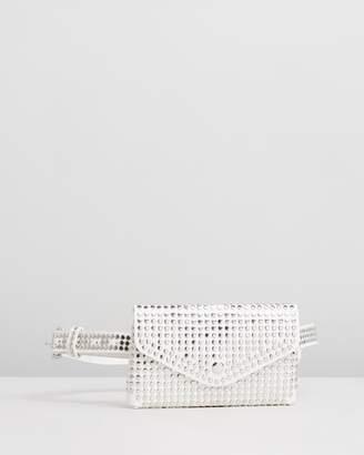 Missguided Studded Belt Bag