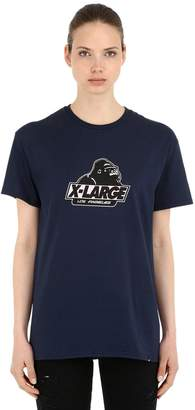 XLarge Old Og Logo Cotton Jersey T-Shirt