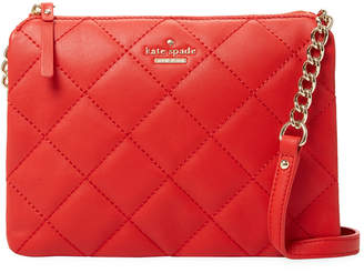 Kate Spade Emerson Place Harbor Quilted Leather Crossbody