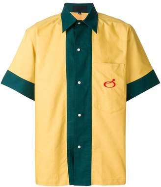 Xander Zhou shortsleeved shirt