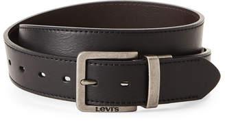 Levi's Black & Brown Reversible Belt