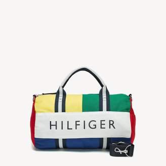 aef68ecc7fa Tommy Hilfiger TH Kids Bold Colorblock Duffle Bag