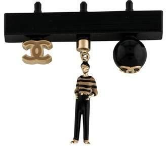 Chanel Headphone Jack Charms