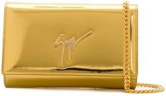 Giuseppe Zanotti Lory clutch bag