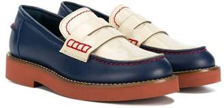 Marni TEEN penny loafers
