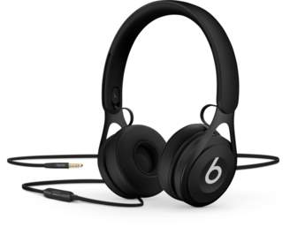 Apple Beats EP On-Ear Headphones - Black