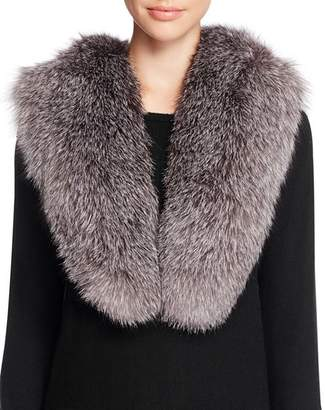 Surell Fox Fur Stole Scarf - 100% Exclusive