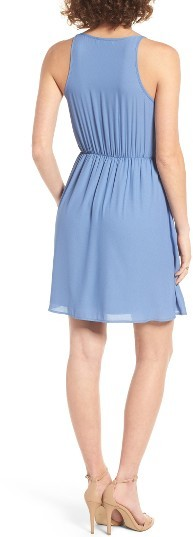 Women's Lush Surplice Camisole Dress 5
