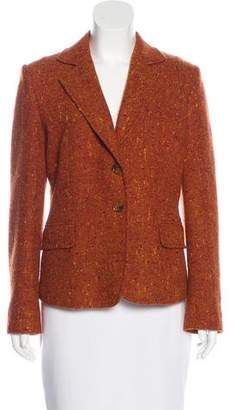 Max Mara Structured Wool Blazer