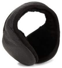 UGG Leather Earmuffs
