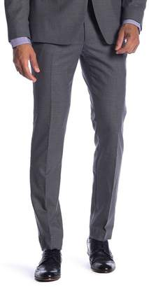 Original Penguin Medium Grey Solid Suit Separates Trousers