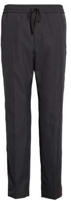 Gucci Wool Drawstring Pants