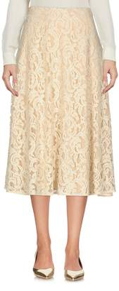 Roberto Collina 3/4 length skirts