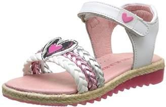 Agatha Ruiz De La Prada Girls' Campinas Open Toe Sandals,25 25 EU