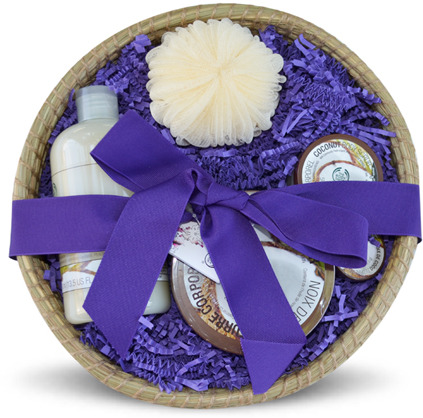 The Body Shop Coconut Gift Bowl