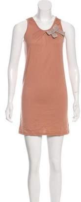 Chloé Bow Accented Mini Dress w/ Tags