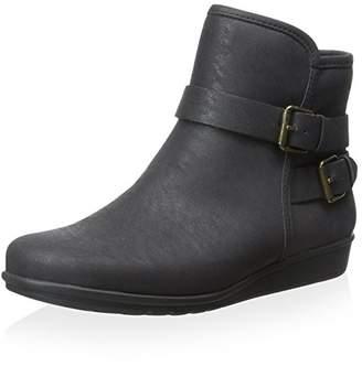 Easy Spirit Women's Janessa Wedge Ankle Boot