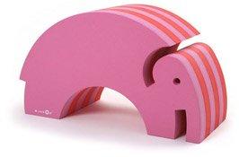 Tumbling Elephant
