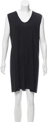 Rick Owens Lilies Sleeveless Shift Dress