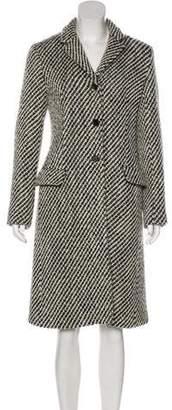 Theory Wool Long Coat