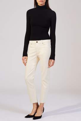 KHAITE The Alissa Jean in Ivory
