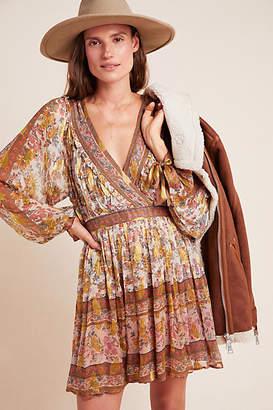 Love Sam Saffron Shimmer Tunic