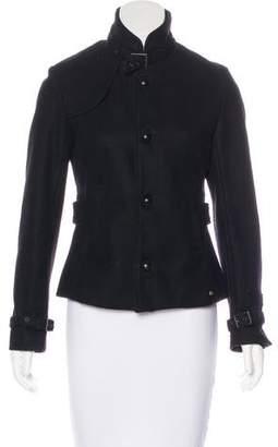 G-Star RAW Felted Wool Coat