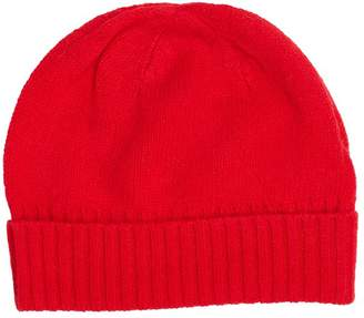 Allude Cashmere Beanie In Red