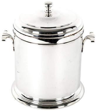 One Kings Lane Vintage Italian Silver-Plate Ice Bucket - La Maison Supreme
