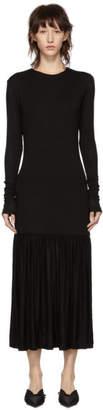 Totême Black Lomello Long Dress