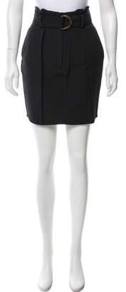 Lover Textured Mini Skirt