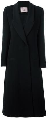 Lanvin shawl lapel coat $2,565 thestylecure.com