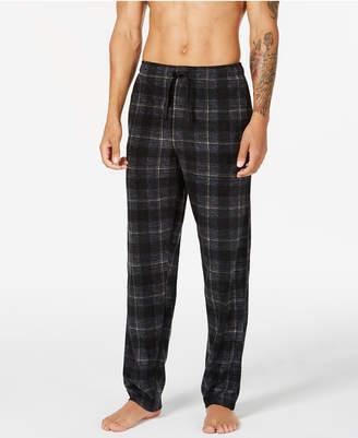 Perry Ellis Men Fleece Pajama Pants