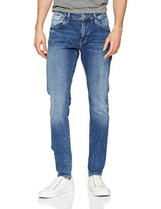 Mavi Jeans Men's Leo Skinny Jeans,33 W/34 L