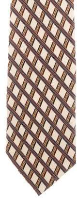 Stefano Ricci Printed Silk Tie