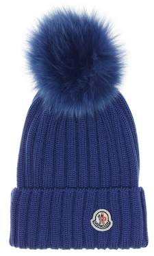 9a7a036ee9c Moncler Blue Women s Accessories - ShopStyle