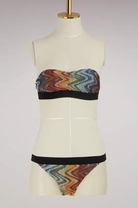 Missoni Lame bikini