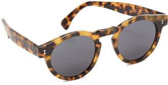 Illesteva Leonard Sunglasses $177 thestylecure.com