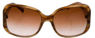 Tory Burch Gradient Square Sunglasses