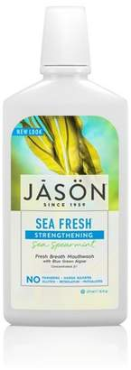 Jason Sea Fresh Strengthening Sea Spearmint Mouthwash - 16 fl oz