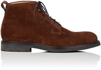 Heschung Men's Pin Suede Boots