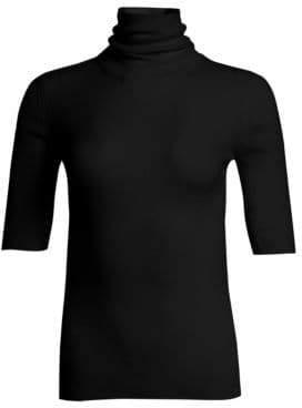 Theory Wool Turtleneck Sweater