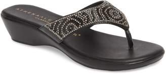 Athena Alexander Shady Slide Sandal
